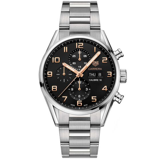 TAG Heuer Carrera Caliber 16 Automatic Chronograph Watch