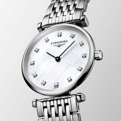 Longines La Grande Classique de Longines Diamond Watch, 24mm