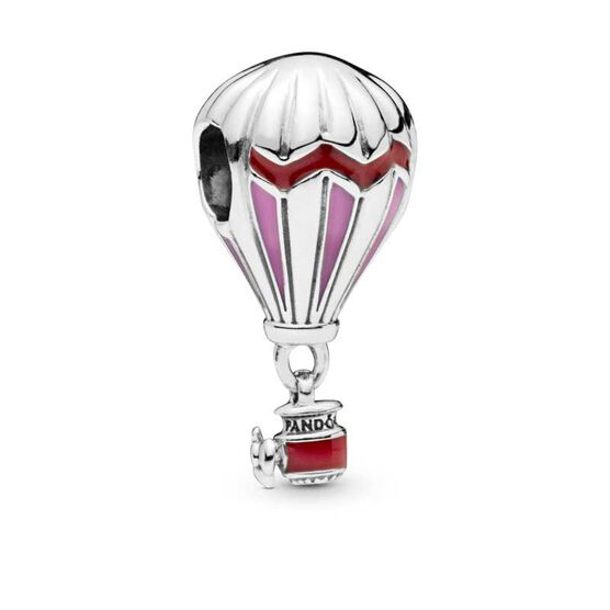 Pandora Hot Air Balloon Enamel Charm