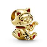 Pandora Shine™ Cute Fortune Cat Enamel Charm
