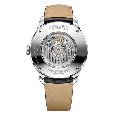 Baume & Mercier CLIFTON GMT Automatic Watch