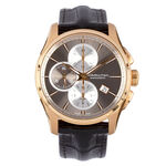 Pre-Owned Hamilton Jazzmaster Auto Chronograph Rose PVD Watch, 42mm