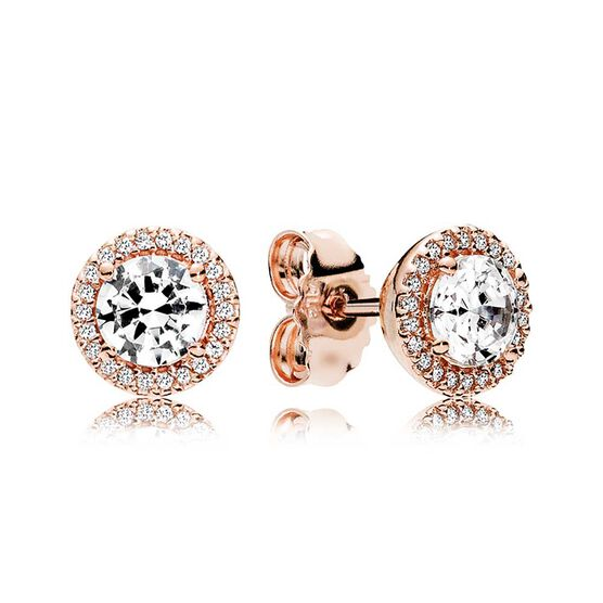 Pandora Rose™ Classic Elegance CZ Earrings