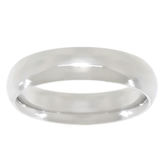 5mm Comfort Fit Band 14K, Size 8