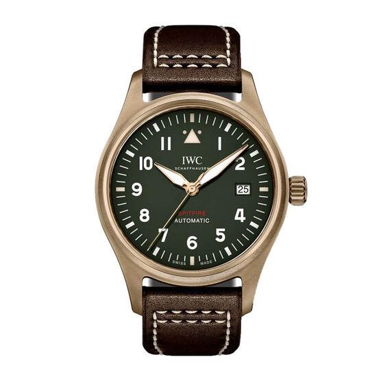 IWC Pilot's Watch Bronze Spitfire