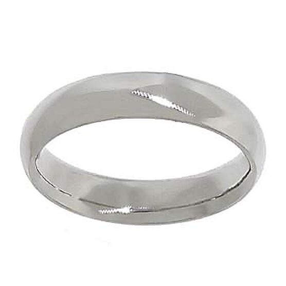 5mm Comfort Fit Band 14K