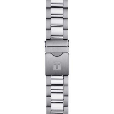 Tissot Seastar 1000 Chronograph Blue Bezel Watch, 45mm