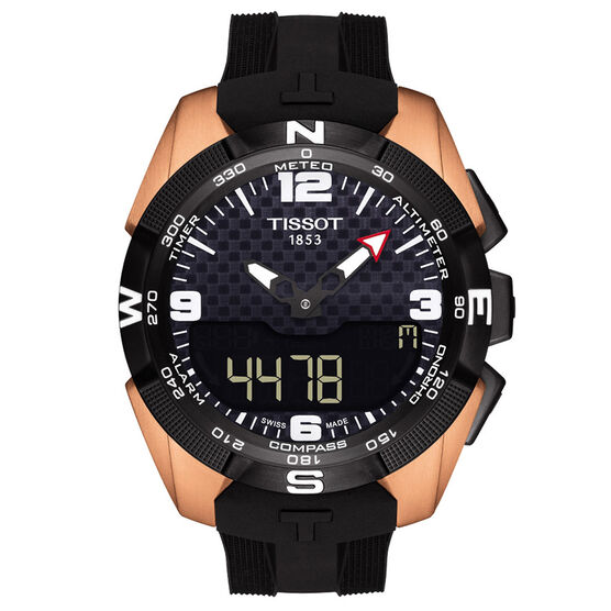Tissot T-Touch Expert Solar NBA Special Edition Special Collections Quartz Chrono Watch