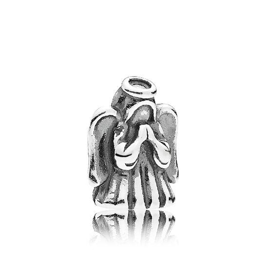 PANDORA Petite Locket Angel Charm