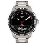Tissot T-Touch Connect Solar Titanium Watch, 47.5mm