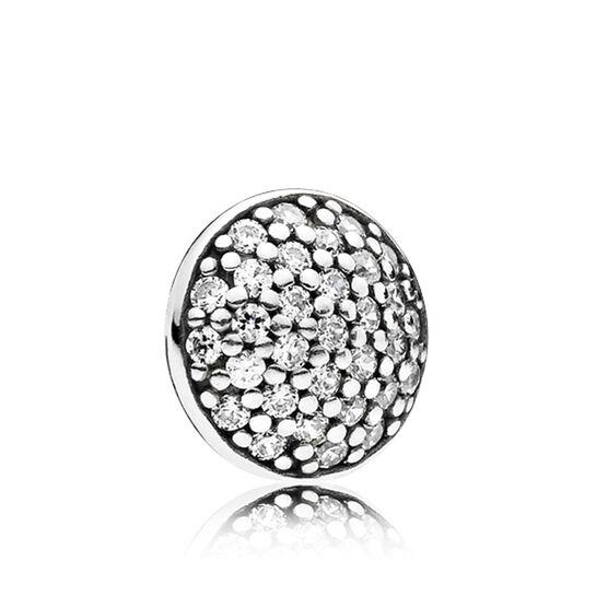 PANDORA Petite Element CZ Droplet Charm