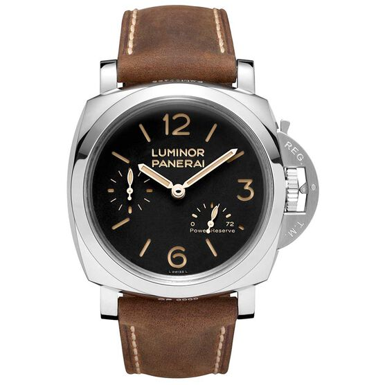 PANERAI Luminor 1950 Power Reserve Acciaio Watch