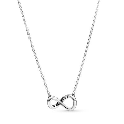 Pandora Sparkling Infinity CZ Collier Necklace