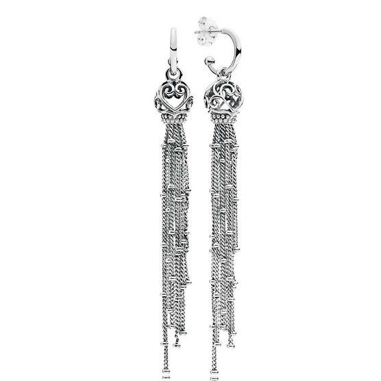 PANDORA Enchanted Tassels Drop Earrings