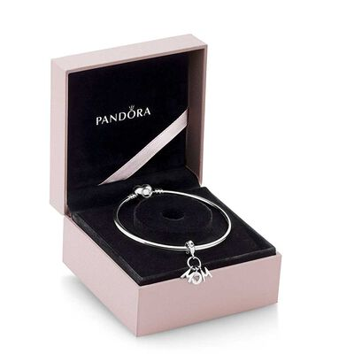 PANDORA Perfect Mom Bangle Gift Set