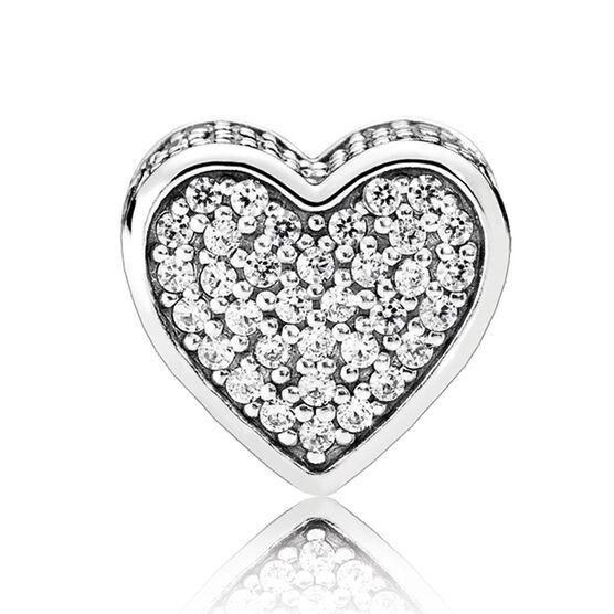 Pandora Essence Love Cz Charm 796084cz Ben Bridge Jeweler