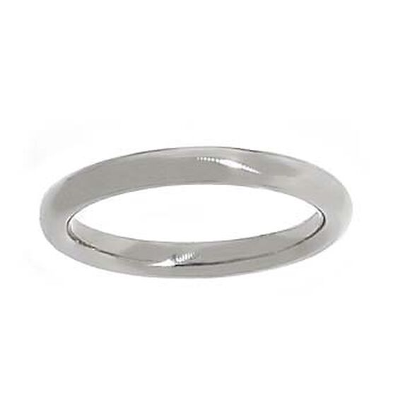 2.5mm Comfort Fit Band 14K