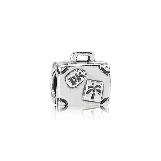 Pandora Suitcase Charm