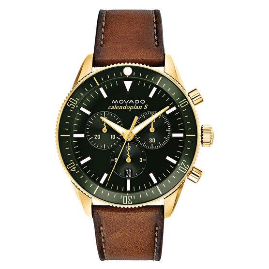 Movado Heritage Chronograph Watch