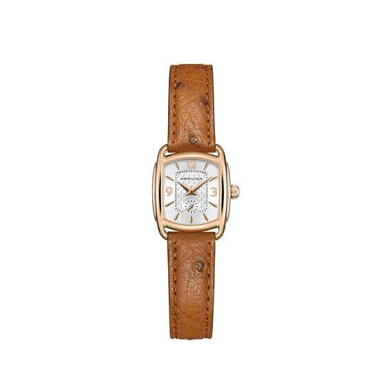 Hamilton American Classic Bagley Quartz Rose PVD Watch