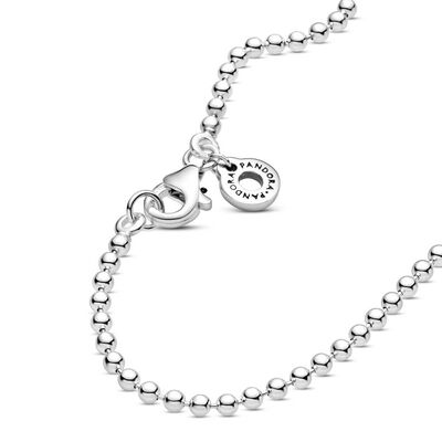 Pandora Polished Ball Chain Necklace