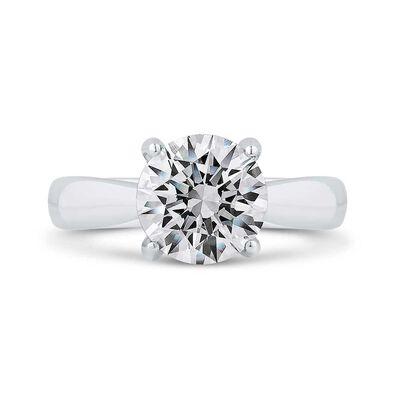Bella Ponte Diamond Engagement Ring Setting in Platinum