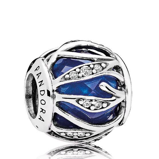 Pandora Nature's Radiance Crystal & CZ Charm