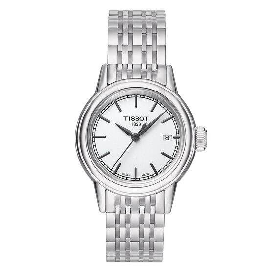 Tissot Carson Lady's T-Classic Quartz Watch, 29.5mm