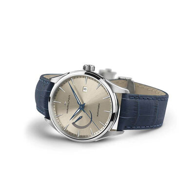 Hamilton Jazzmaster Power Reserve Auto Watch, 42mm