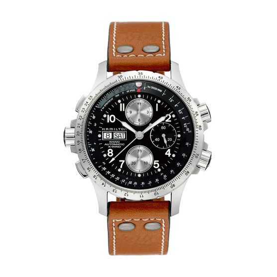 Hamilton Khaki X-Wind Automatic Chronograph Watch