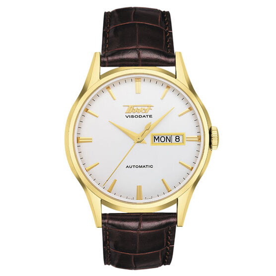 Tissot Heritage Visodate Automatic Watch, 40mm