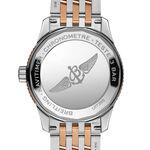 Breitling Navitimer Automatic 35 Diamond Watch, 18K & Steel