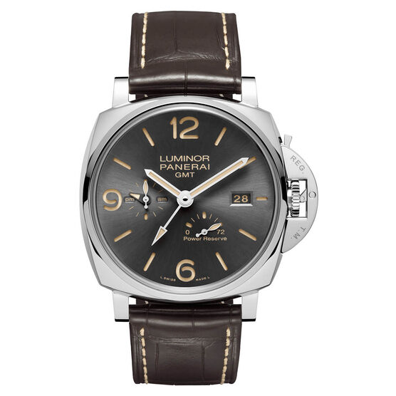 PANERAI Luminor Due GMT 3 Day Power Reserve Automatic Watch