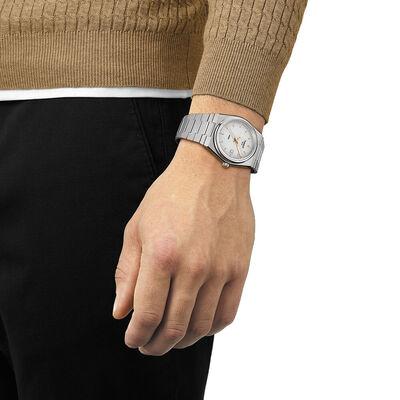 Tissot PRX Silver Dial Watch, 40mm