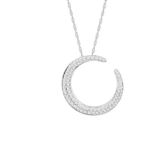HOPECIRCLE Diamond Pendant 14K, .46 ctw.