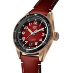 TAG Heuer Autavia Special Edition COSC Calbire 5 Red Watch, 42mm