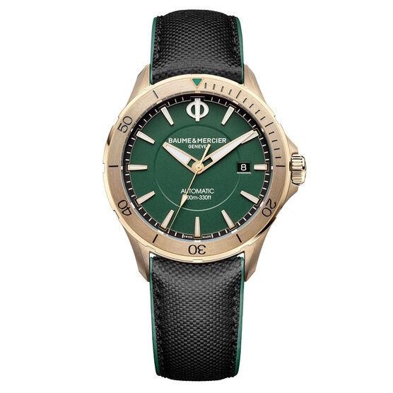 Baume & Mercier CLIFTON CLUB 10503 Bronze Watch