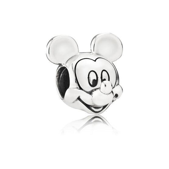 PANDORA Disney Mickey Portrait Charm