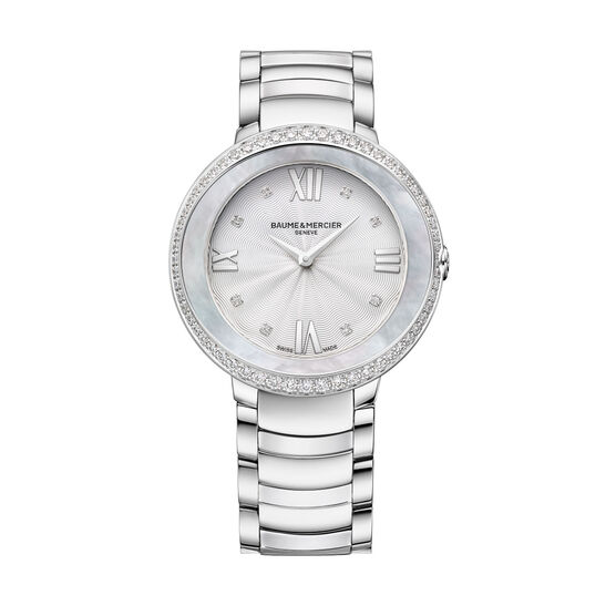 Baume & Mercier PROMESSE 10199 Ladies Watch, 34mm