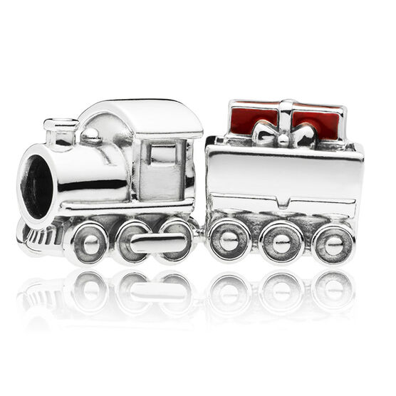 Pandora Christmas Train Enamel Charm 797519en27 Ben
