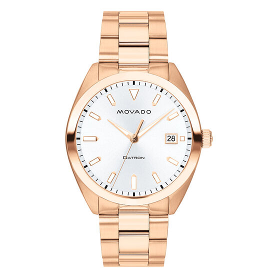 Movado Heritage Datron Rose Watch