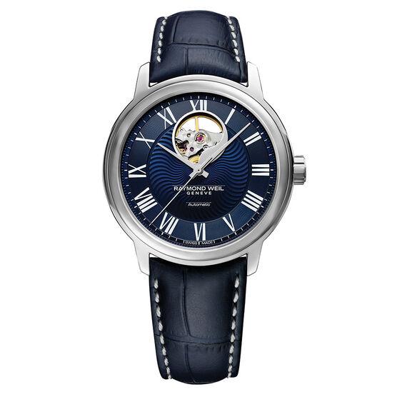 Raymond Weil Maestro Automatic Open Balance Watch