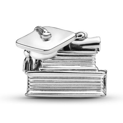 Pandora 2020 Graduation Books Charm