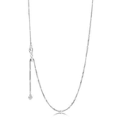 Pandora necklaces pendants ben bridge jeweler pandora adjustable necklace chain aloadofball Images