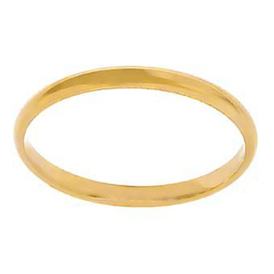2mm Band 14K, Size 10
