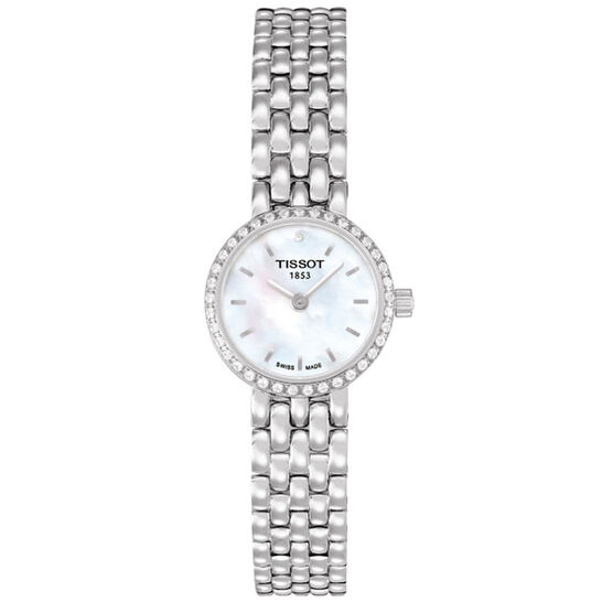 Tissot Lovely Mother-of-Pearl Diamond Watch