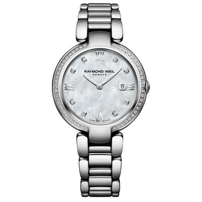 Raymond Weil Shine Diamond Watch, 32mm