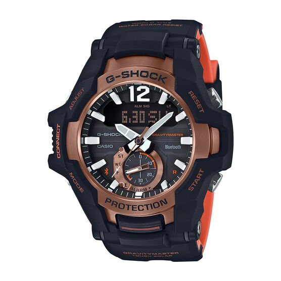 G-Shock Master of G Gravitymaster Bluetooth Analog Watch
