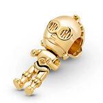 Pandora Star Wars C-3PO Enamel Charm