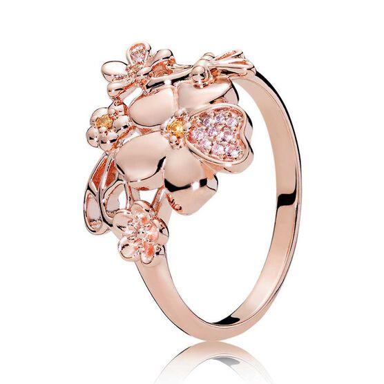 PANDORA Rose™ Wildflower Meadow Crystal & CZ Ring